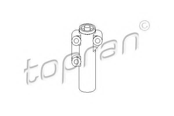 TOPRAN 109147 Устройство для натяжения ремня, ремень ГРМ