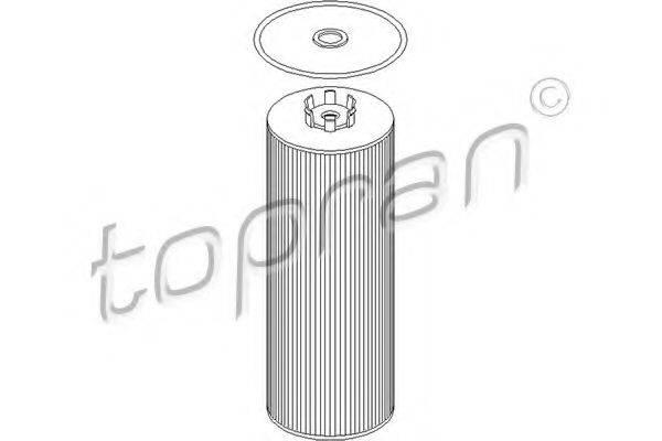 TOPRAN 108078 Масляный фильтр