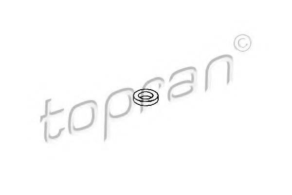 TOPRAN 107501 Шайба тепловой защиты, система впрыска