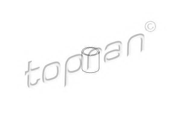 TOPRAN 111545 Трубка нагнетаемого воздуха