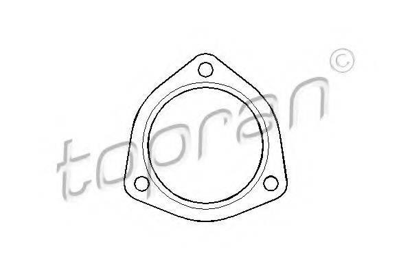 TOPRAN 108145 Прокладка, труба выхлопного газа