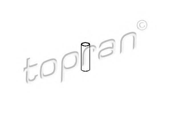 TOPRAN 109662 Гильза, подвески поперечного рычага