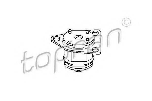 TOPRAN 103735 Подвеска, ступенчатая коробка передач
