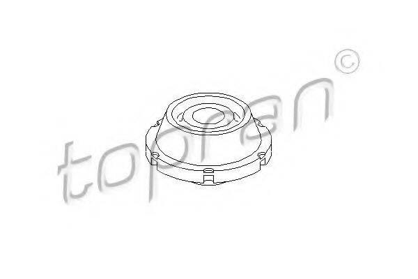 TOPRAN 103738 Подвеска, рычаг независимой подвески колеса