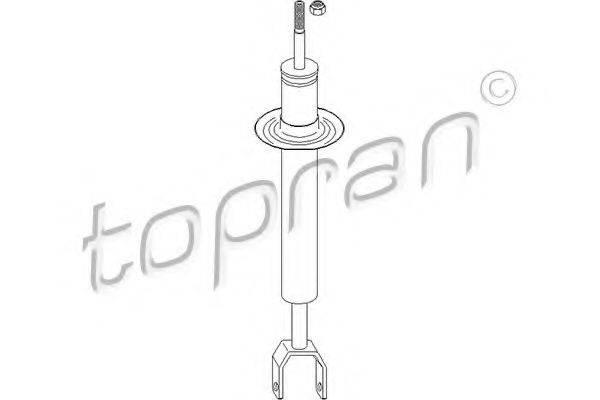 TOPRAN 110157 Амортизатор