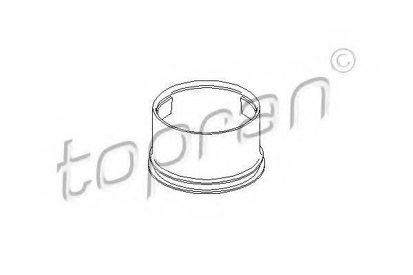 TOPRAN 108864 Защитный колпак / пыльник, амортизатор