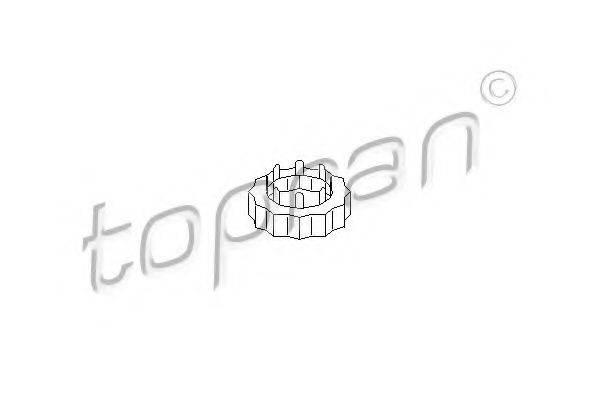 TOPRAN 104128 Ремень безопасности