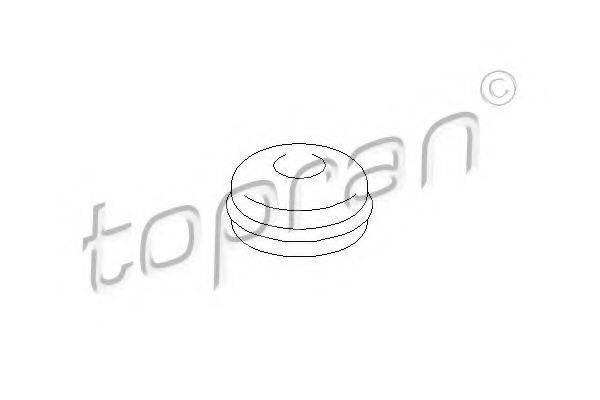 TOPRAN 109996 Предохранительная крышка, ступица колеса