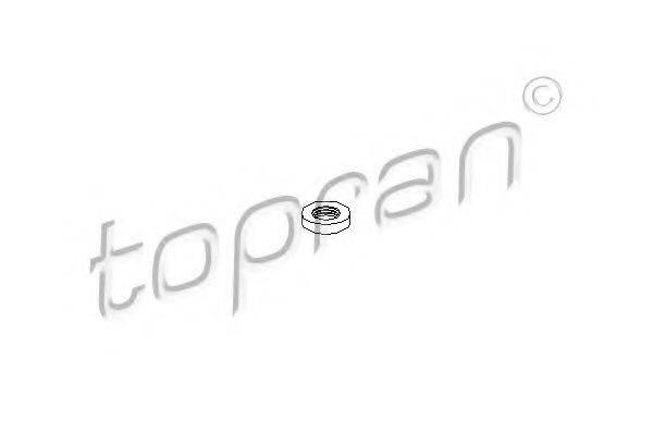 TOPRAN 107362 Опорное кольцо, опора стойки амортизатора