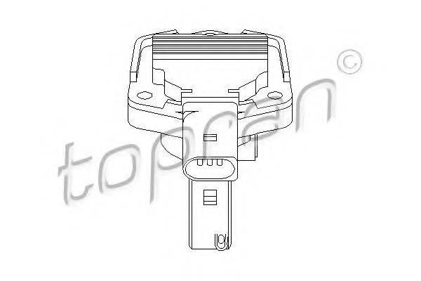 TOPRAN 109242 Датчик, уровень моторного масла