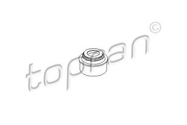 TOPRAN 300354 Уплотнительное кольцо, стержень кла