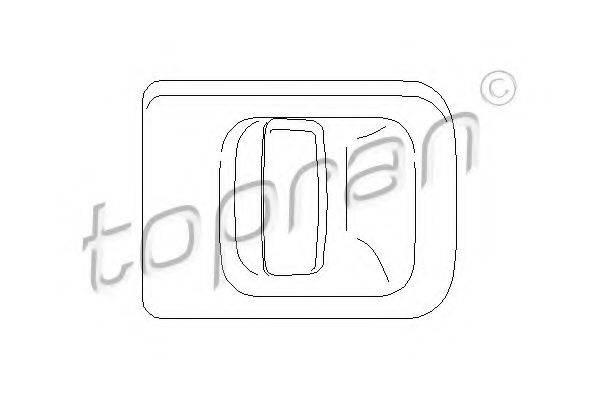 TOPRAN 207354 Ручка двери