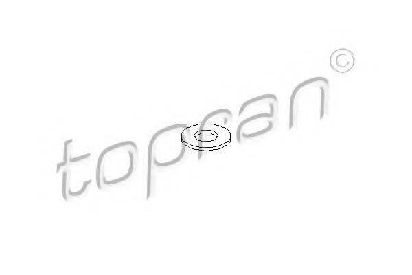 TOPRAN 720305 Уплотнительное кольцо, резьбовая пр