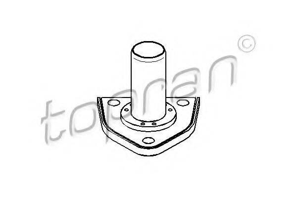 TOPRAN 722154 Направляющая гильза, система сцепления