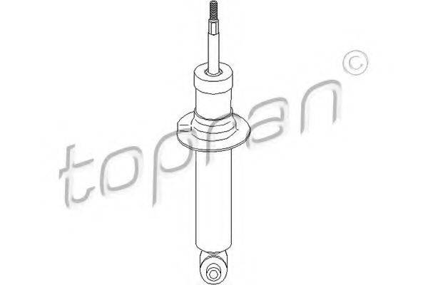 TOPRAN 720870 Амортизатор