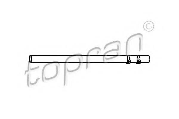 TOPRAN 113354 Гидравлический шланг, рулевое управление
