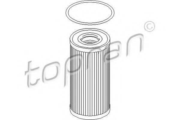 TOPRAN 207726 Масляный фильтр