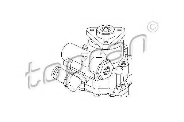 TOPRAN 113537 Гидравлический насос, рулевое управление