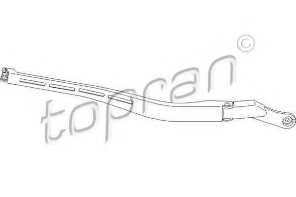 TOPRAN 113479 Рычаг стеклоочистителя, система очистки окон