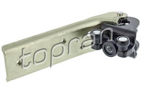 TOPRAN 208461 Направляющая ролика, сдвижная дверь