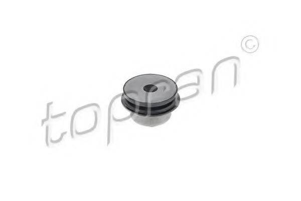 TOPRAN 110909 Подвеска, корпус колесного подшипника