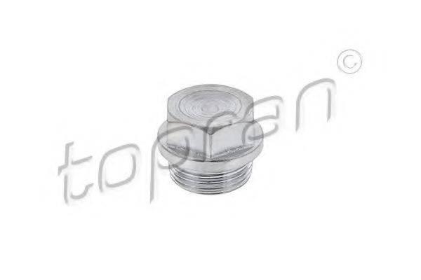 TOPRAN 207581 Резьбовая пробка, маслянный поддон