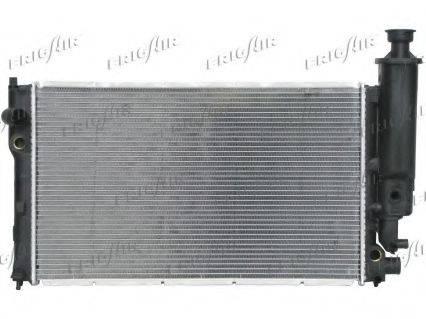 FRIGAIR 01082054 Радиатор, охлаждение двигателя