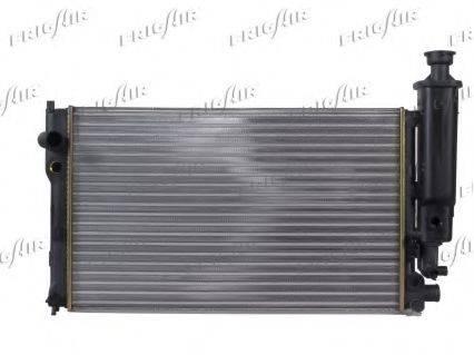 FRIGAIR 01083053 Радиатор, охлаждение двигателя