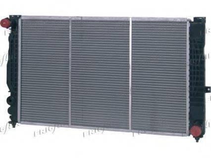FRIGAIR 01103120 Радиатор, охлаждение двигателя