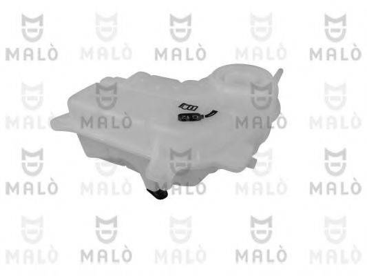 MALO 117064 Бачок, радиатор