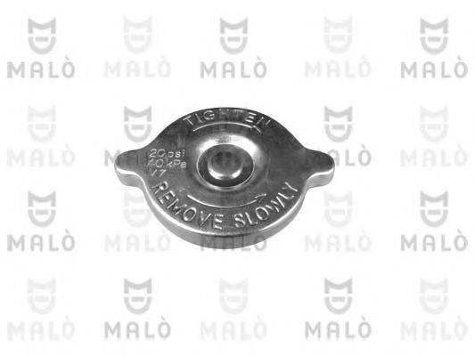 MALO 118056 Крышка, радиатор