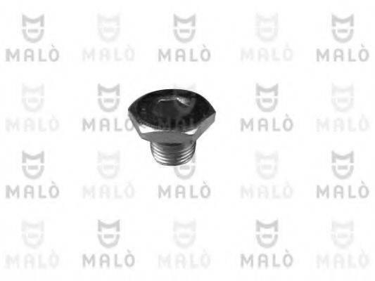 MALO 120013 Резьбовая пробка, маслянный поддон