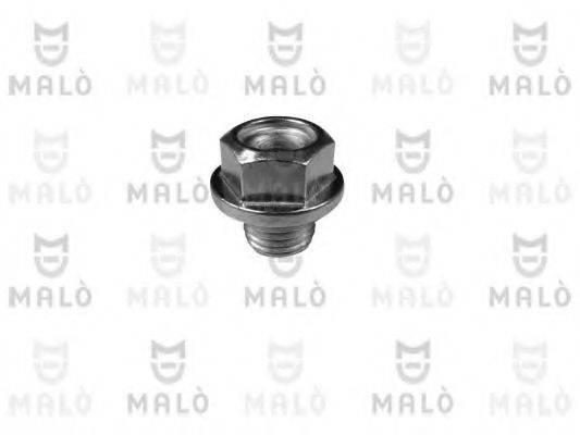 MALO 120019 Резьбовая пробка, маслянный поддон