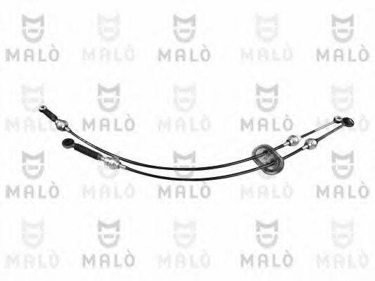 MALO 29583 Трос, ступенчатая коробка передач