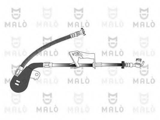 MALO 80953 Тормозной шланг