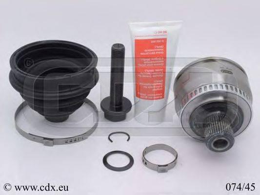 CDX 07445 Шарнирный комплект, приводной вал