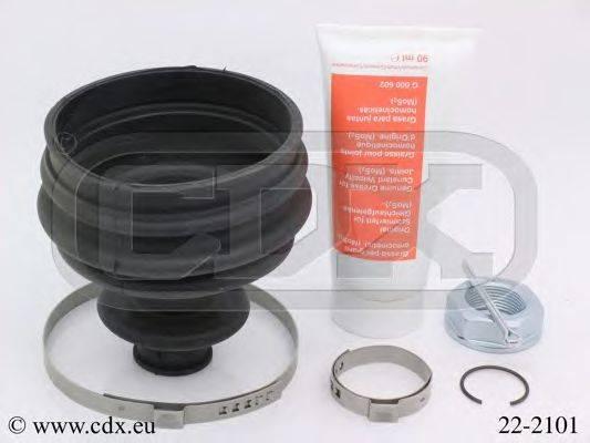 CDX 222101 Комплект пылника, приводной вал