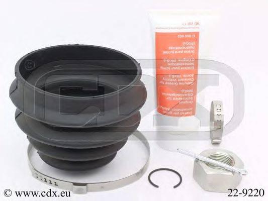 CDX 229220 Комплект пылника, приводной вал