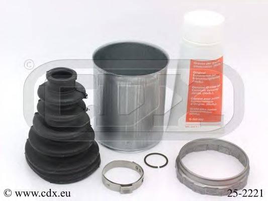 CDX 252221 Комплект пылника, приводной вал