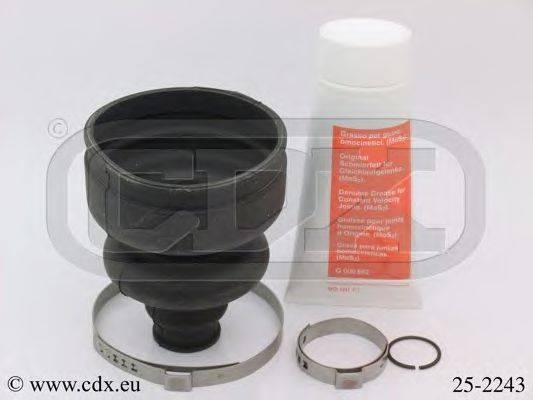 CDX 252243 Комплект пылника, приводной вал