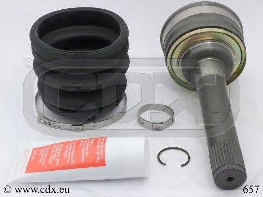 CDX 657 Шарнирный комплект, приводной вал