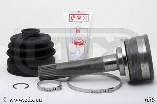 CDX 656 Шарнирный комплект, приводной вал