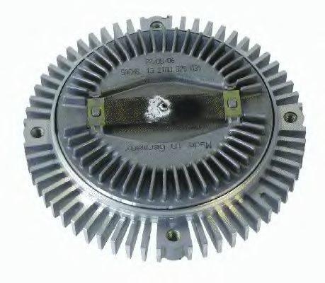 SACHS 2100079031 Сцепление, вентилятор радиатора