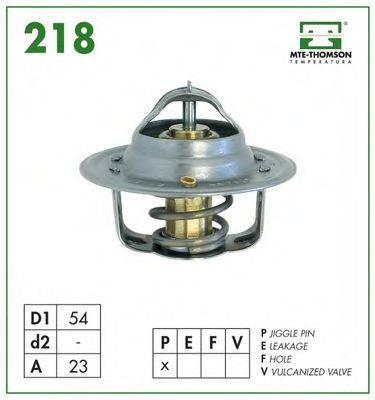 MTE-THOMSON 21888 Термостат, охлаждающая жидкость