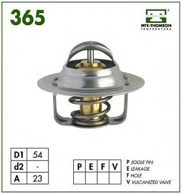 MTE-THOMSON 36589 Термостат, охлаждающая жидкость