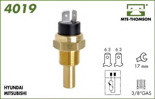MTE-THOMSON 4019 Датчик, температура охлаждающей жидкости