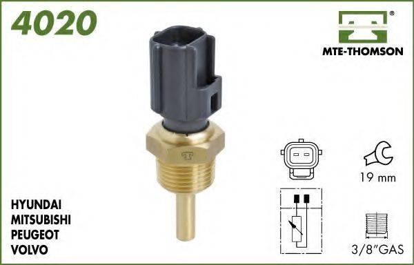 MTE-THOMSON 4020 Датчик, температура охлаждающей жидкости