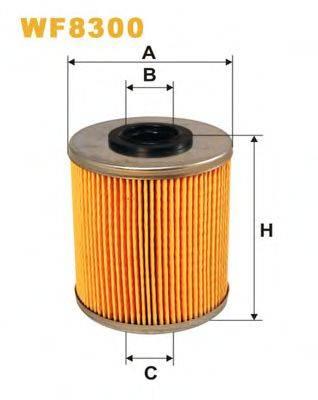 WIX FILTERS WF8300 Топливный фильтр