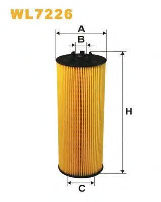 WIX FILTERS WL7226 Масляный фильтр
