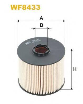 WIX FILTERS WF8433 Топливный фильтр